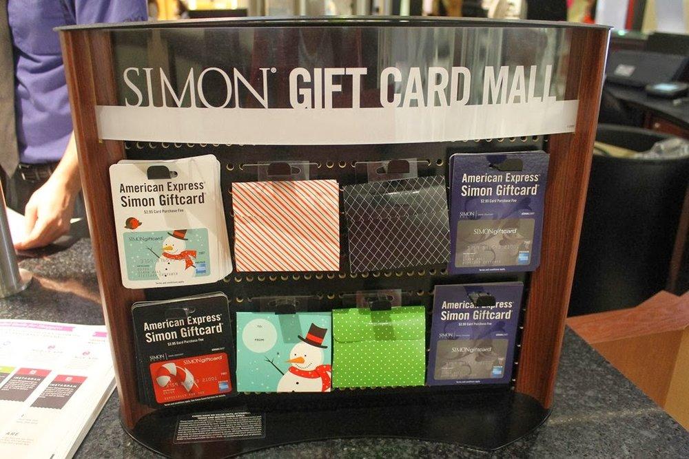 Simon mall giveaway