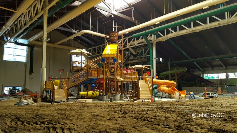 Great Wolf Lodge Southern California Hard Hat Tour Let 39 S Play Oc