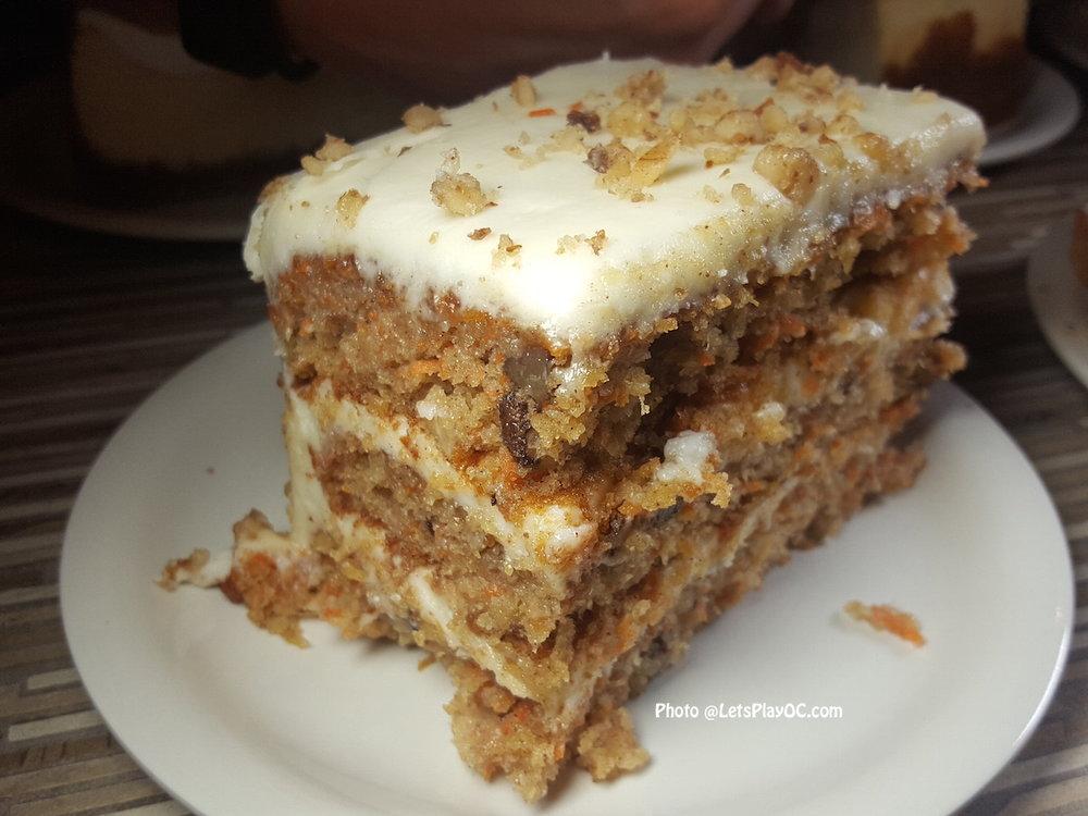 Stonefire Grill Carrot Cake Recipe