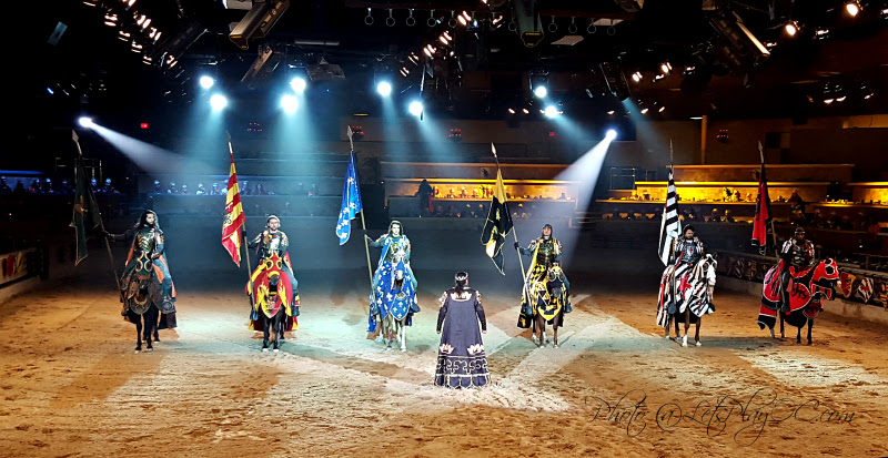 Medieval Times Buena Park Castle New Show Lets Play Oc