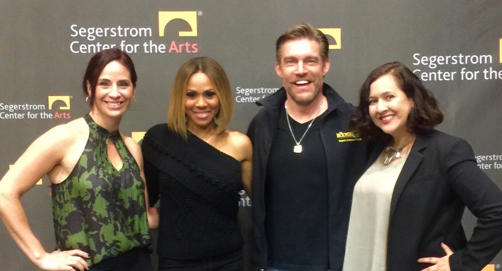 Backstage with Deborah Cox and Judson Mills