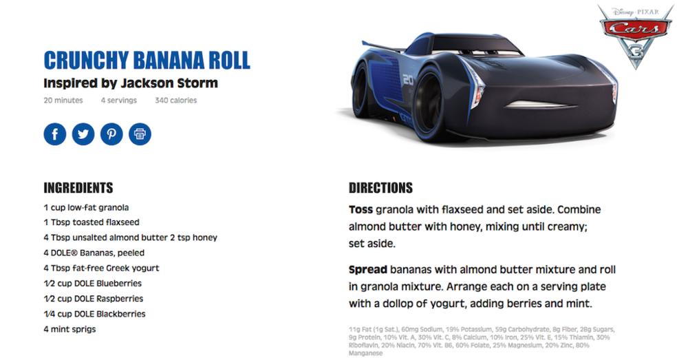 Pixar Cars Tour Dates