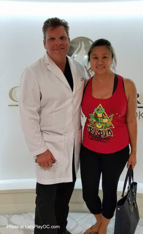1 Week Follow-Up Appointment After Abdominoplasty Surgery with Dr. Brian Reagan at Cosmeticare.