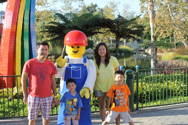 FREE CHILD Coupon for LEGOLAND California Resort! - LET'S PLAY OC!
