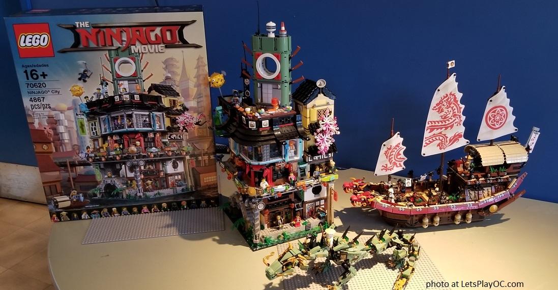 New LEGO NINJAGO Movie Review + All Things NINJAGO at ...