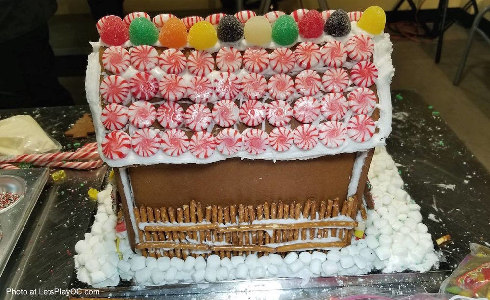 Discovery Cube Oc Annual Gingerbread Competition Let S