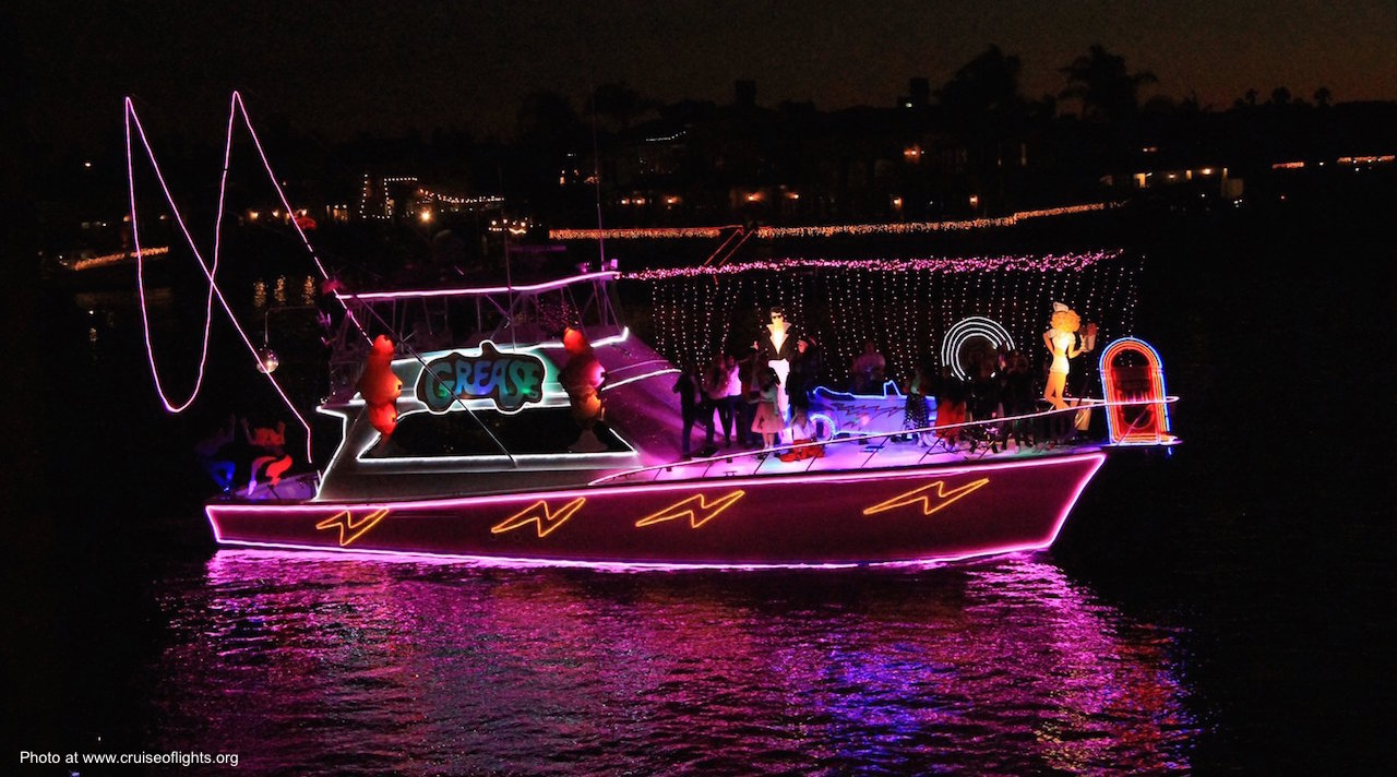 Huntington Harbor Boat Parade