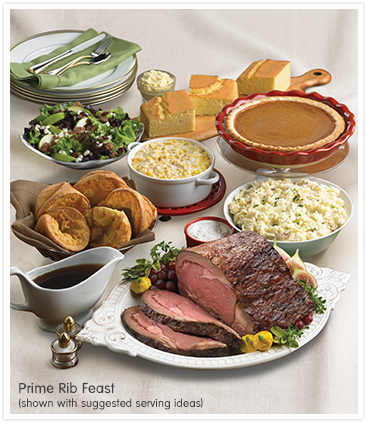 marie callenders prime rib holiday-feast-photo
