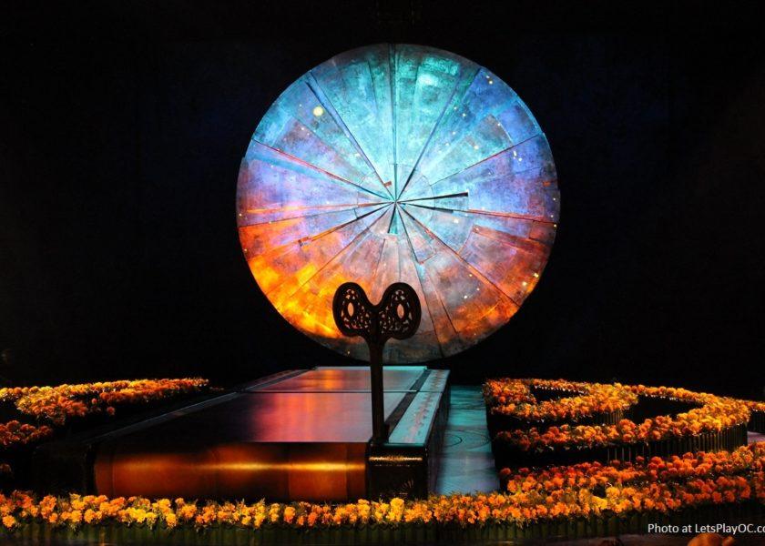 Cirque du Soleil LUZIA Stage Orange County