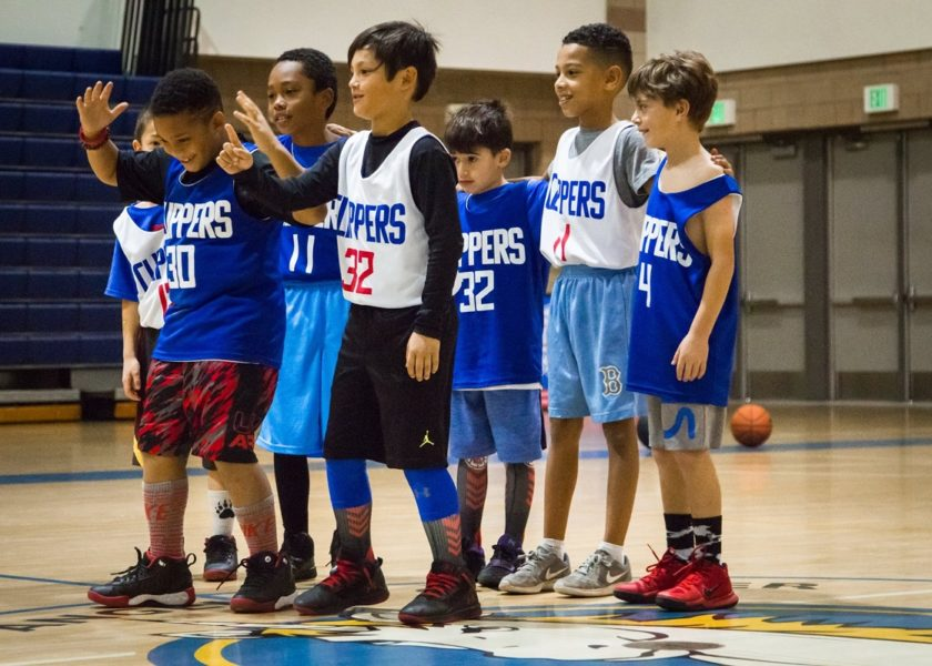 LA Clippers Basketball Summer Camp