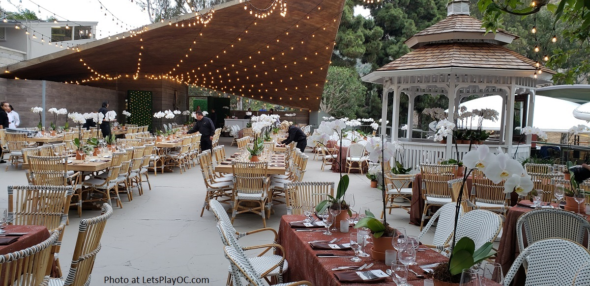 New Terra Laguna Beach Event Venue