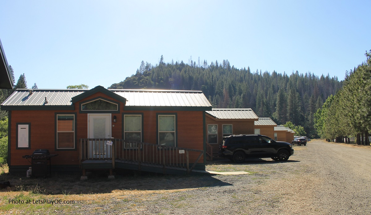 Cottages at Yosemite Lakes RV Resort